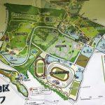 麻溝公園相模原公園地図