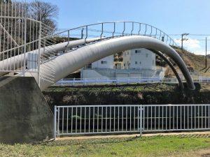 横須賀水道管橋