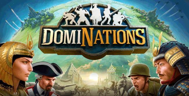 「ドミネーションズ【攻略情報】序盤の進め方とワールドウォーの戦い方」のアイキャッチ画像