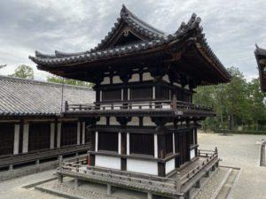 唐招提寺 鼓楼