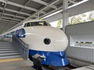 プロムナード 新幹線
