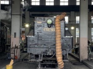 C56形160号機