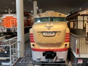 キハ81形3号車