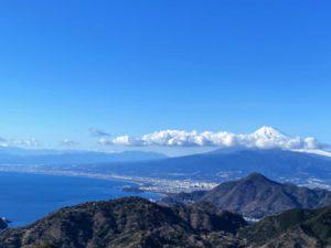 富士見テラスからの眺め
