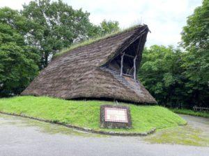 根古谷台遺跡 竪穴式住居