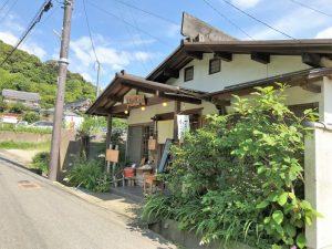 久延彦神社付近茶屋