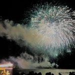 さがみ湖湖上祭花火