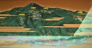 比叡山 位置図