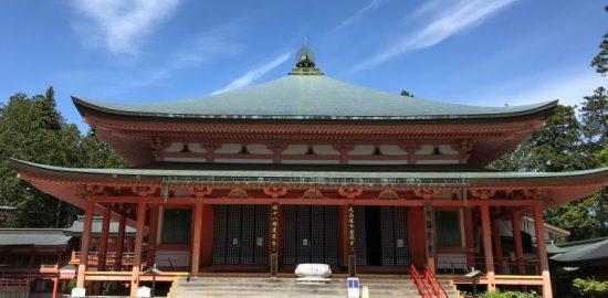 比叡山 阿弥陀堂