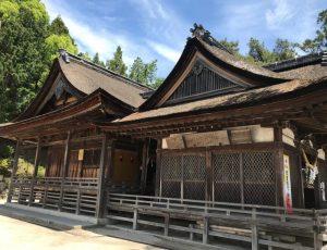 白髭神社 社殿