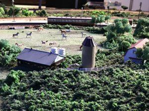 赤レンガ倉庫 ジオラマ