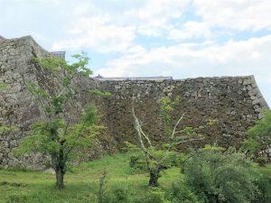 篠山城・石垣