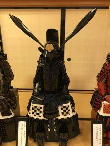 藤堂高虎・甲冑(レプリカ)