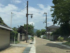 篠山市篠山伝統的建造物群保存地区