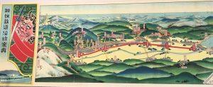 加悦鉄道沿線案内