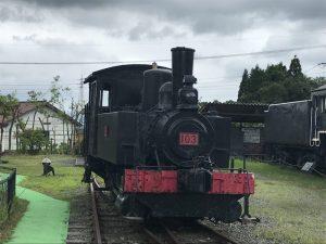 103蒸気機関車