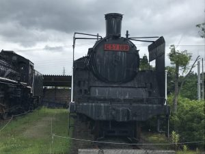 C57189蒸気機関車
