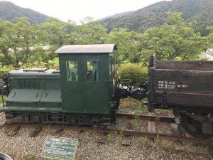 小型内燃機関車「カトーくん」