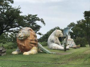 獅子吼高原 遊具