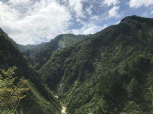 ホワイトロード峡谷