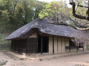 薬師池旧永井邸