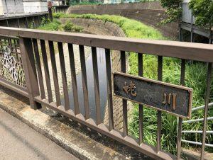 県道52号姥川