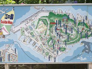 江ノ島マップ